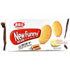 biscuit chinois igname