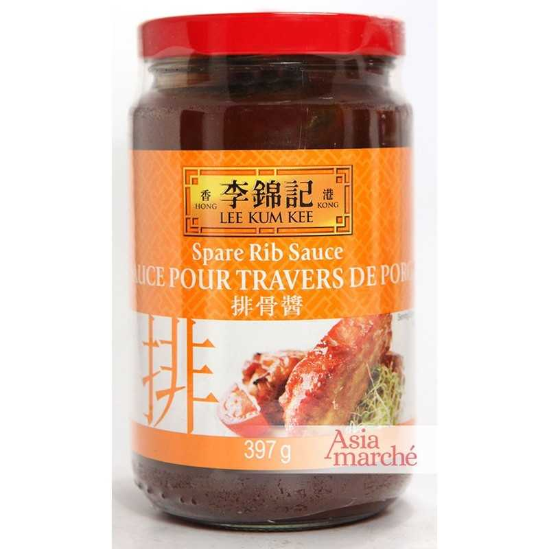 sauce chinoise travers porc