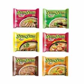Assortiment de soupes YumYum