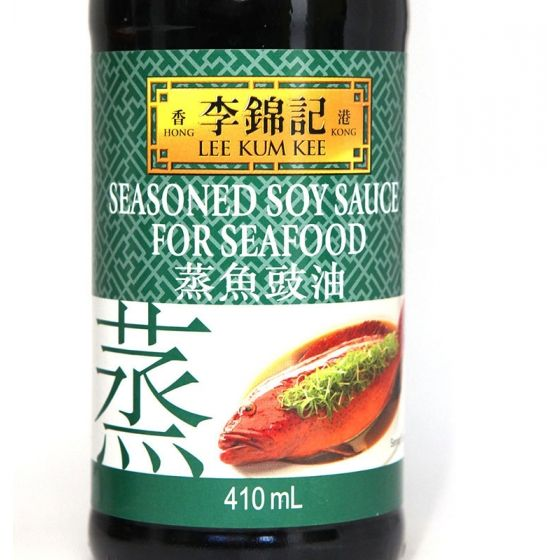 sauce poisson gingembre vapeur chinoise