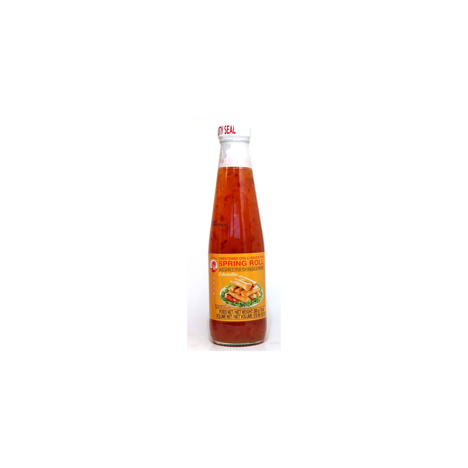 sweetened chili sauce 122305