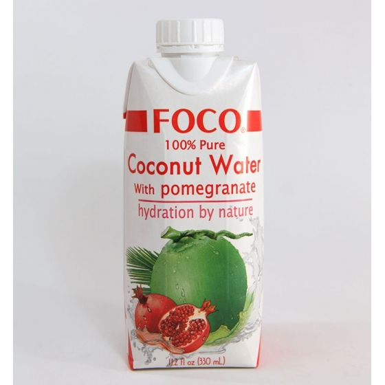 foco coconut water pomegrenate 178227