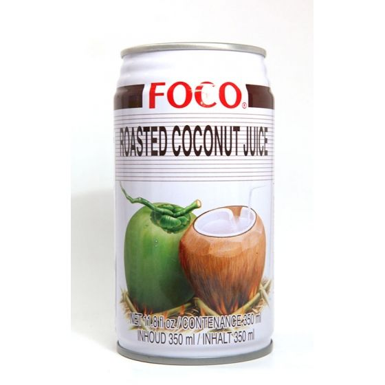 foco roasted coconut juice 178056