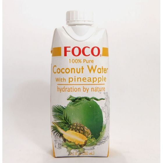 foco coconut water pineapple 178226