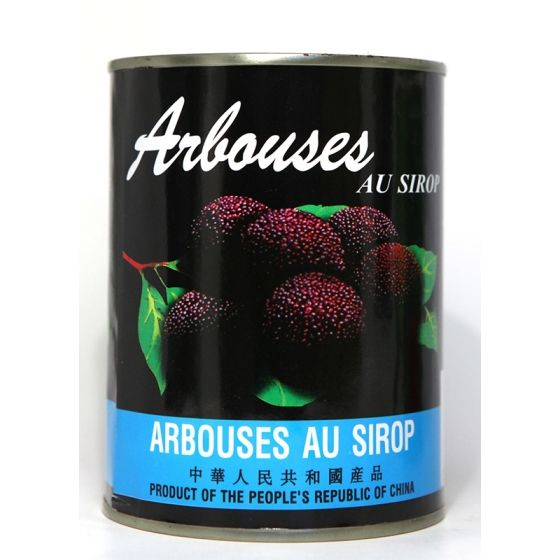 arbouse sirop