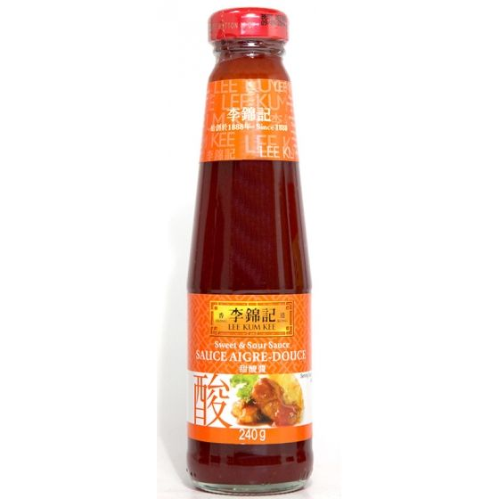 sauce aigre douce chinoise