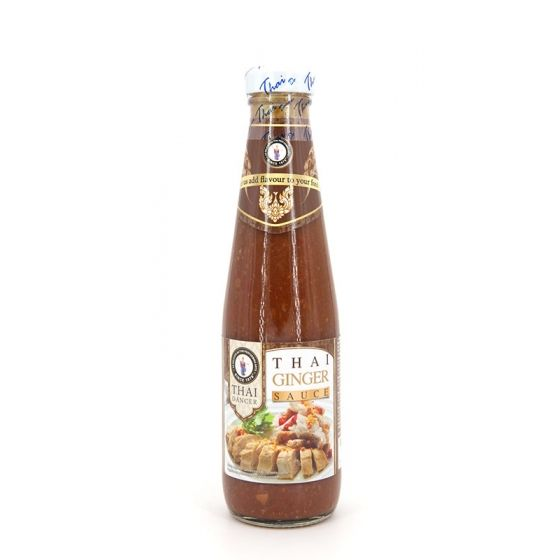 sauce chinoise gingembre