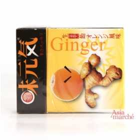 bonbon gingembre orange 136137